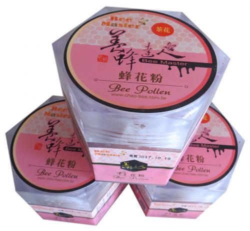 茶花粉 產地:台灣