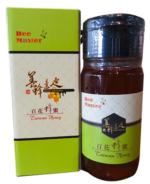 蜂蜜-國產精選百花蜂蜜700公克-養蜂達人,志城養蜂場